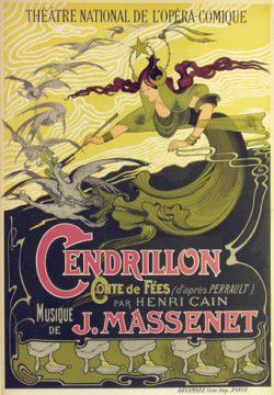 cover Cendrillon