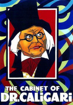 cover Le Cabinet du docteur Caligari