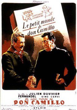 cover Le Petit Monde de Don Camillo