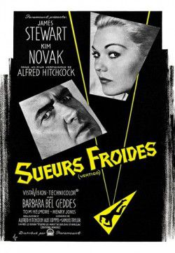 cover Sueurs froides