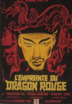 cover L'Empreinte du dragon rouge