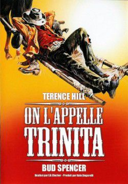 cover On l'appelle Trinita
