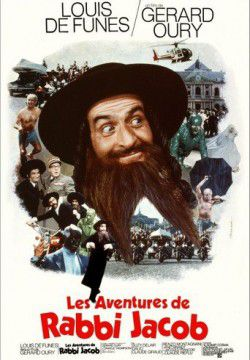 cover Les aventures de Rabbi Jacob