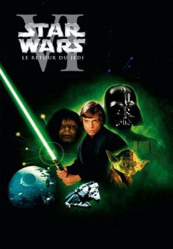 cover Star Wars, épisode VI - Le Retour du Jedi