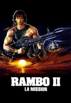 cover Rambo II : La Mission