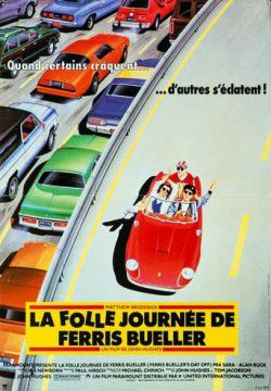 cover La folle journée de Ferris Bueller