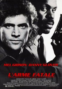 cover L'Arme fatale