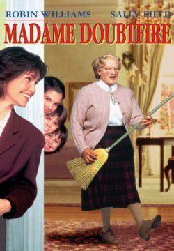 cover Madame Doubtfire