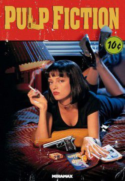 cover Pulp Fiction