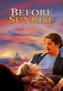 cover Before Sunrise