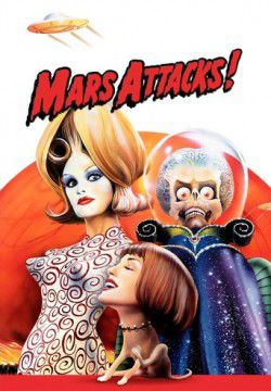 cover Mars Attacks !