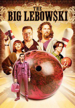 cover The big Lebowski