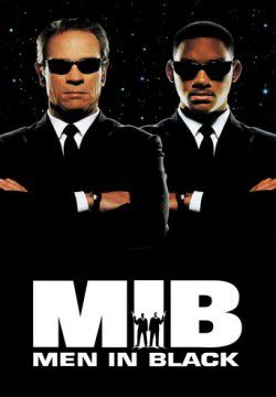 cover Men in Black