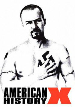 cover American History X