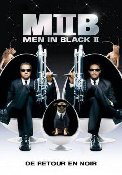 cover Men In Black II