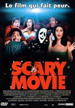 cover Scary Movie