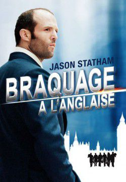 cover Braquage à l'anglaise