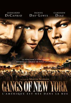cover Gangs of New York