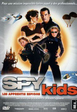 cover Spy Kids : Les Apprentis espions