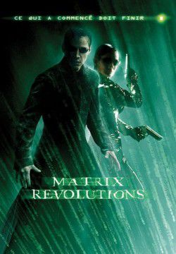 cover Matrix Revolutions