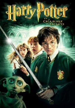 cover Harry Potter et la Chambre des secrets