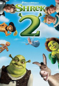 cover Shrek 2