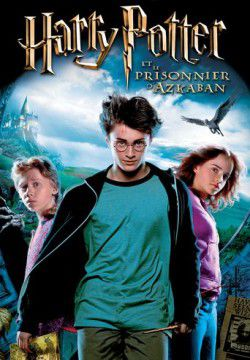 cover Harry Potter et le Prisonnier d'Azkaban