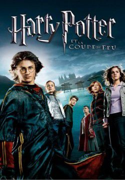 cover Harry Potter et la Coupe de feu