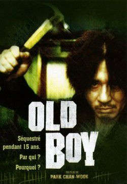 cover Old Boy