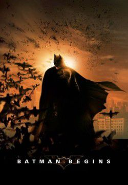 cover Batman Begins