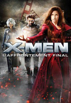 cover X-Men - L'Affrontement final