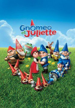 cover Gnoméo et Juliette