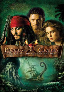 cover Pirates des Caraïbes - Le Secret du coffre maudit