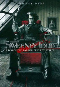 cover Sweeney Todd, le diabolique barbier de Fleet Street