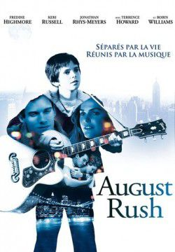 cover August Rush