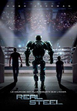 cover Real Steel