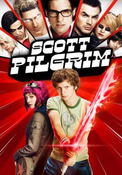cover Scott Pilgrim