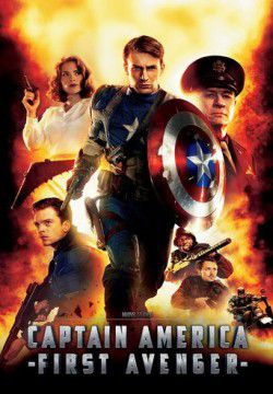 cover Captain America : First Avenger