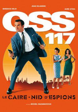 cover OSS 117 : Le Caire, nid d'espions