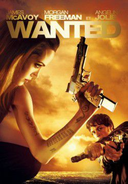 cover Wanted : Choisis ton destin