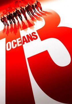 cover Ocean's Thirteen