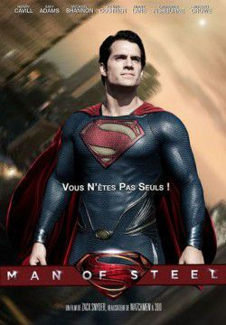 cover Man of Steel