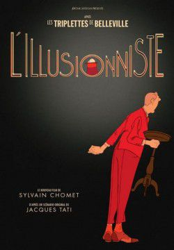 cover L'Illusionniste
