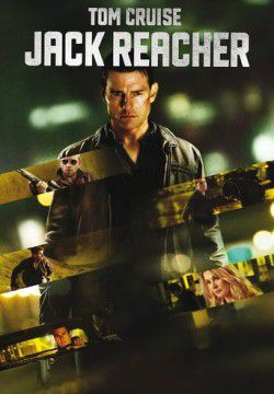 cover Jack Reacher