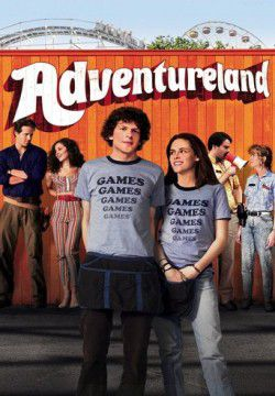 cover Adventureland : un job d'été à éviter