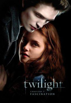 cover Twilight, chapitre 1 : Fascination