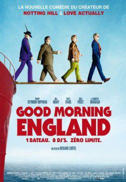 cover Good Morning England