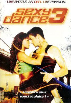 cover Sexy Dance 3 : The Battle
