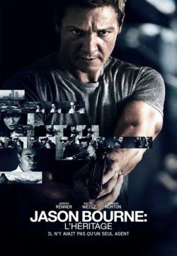 cover Jason Bourne : L'Héritage
