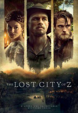 cover The Lost City of Z